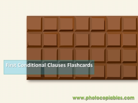 First Conditional Clauses_flashcards 1