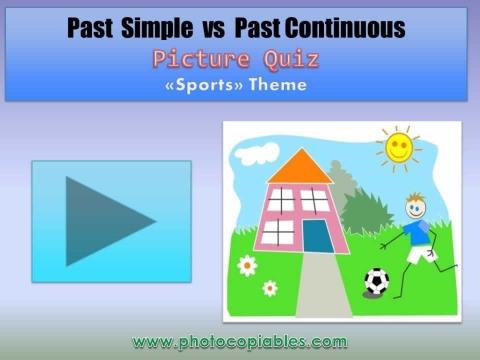 Past Simple-vs-Past-Continuous_picture_quiz_front