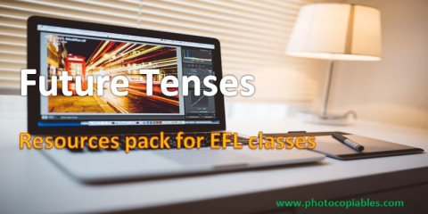 future tenses resources pack