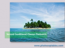 Second Conditional Clauses_flashcards