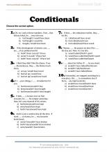conditionals quiz 2 with QR code key