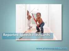 Reported-speech-WITHOUT-CAPTIONS_flashcards